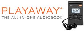 Playaway Audiobook Player