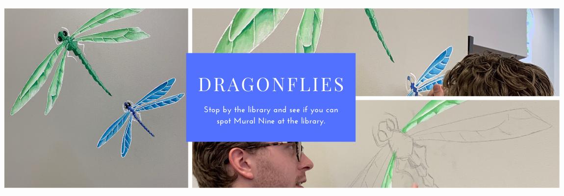 Dragonflies Banner