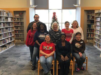 Cynthiana Library Staff Photo