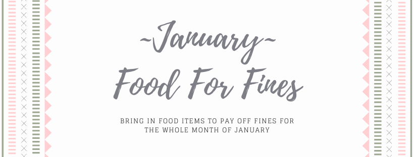 Jan Food For Fines FB Cover