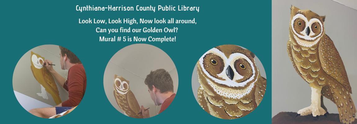 Owl Mural Website