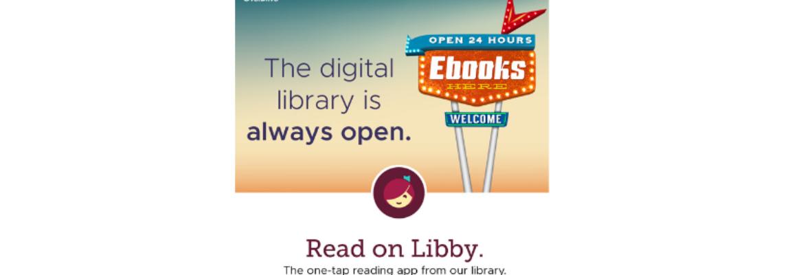 Read on Libby