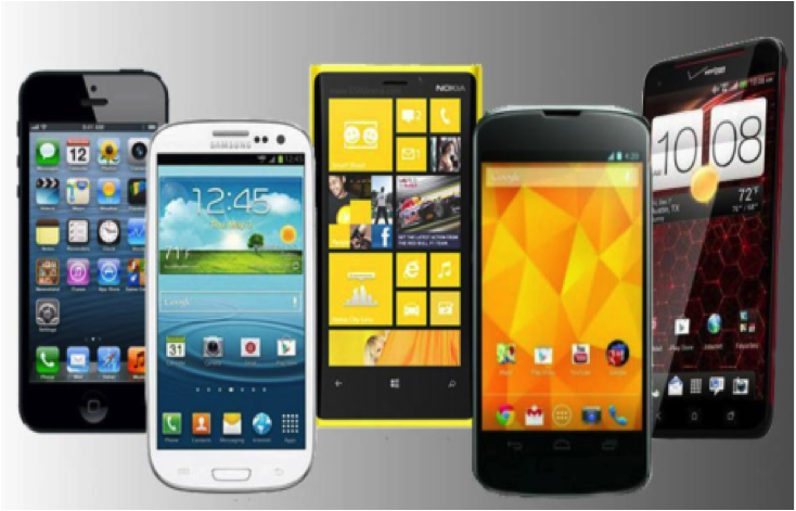 Smartphones program at the library
