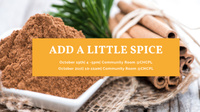 Add A Little Spice