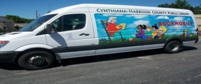 Cedar Ridge~Bookmobile
