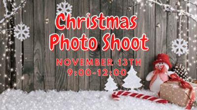 Christmas Photo Shoot
