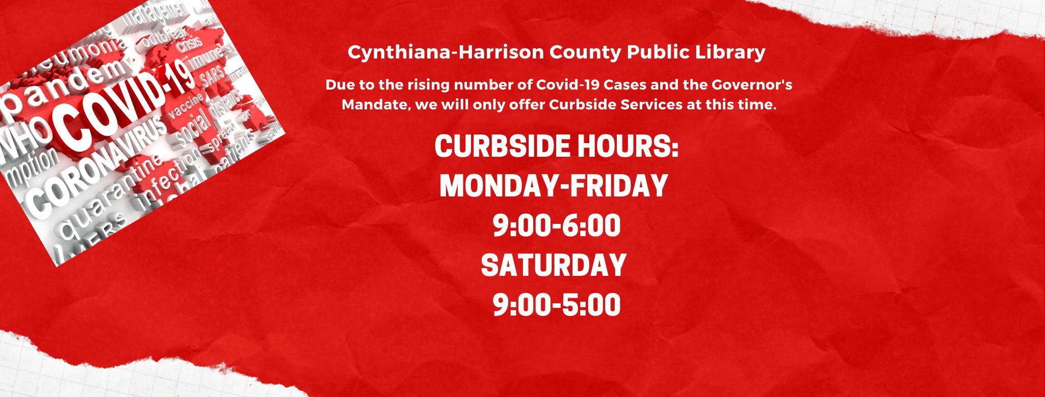 Curbside FB Website