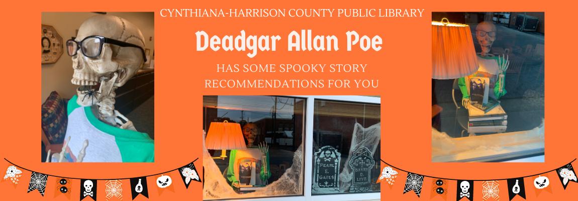 Deadgar Allan Poe Website