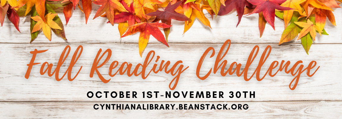 Fall Reading Challenge Soliloquy
