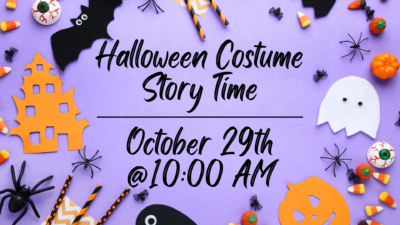 Halloween Costume Story Time