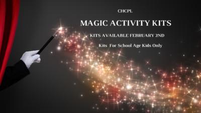 Magic Activity Kits For School Age Children