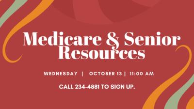 Medicare & Senior Resources