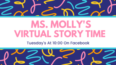 Story Time With Ms. Molly (Facebook)