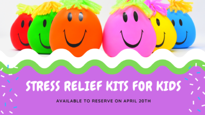 Stress Relief Activity Kits for Kids