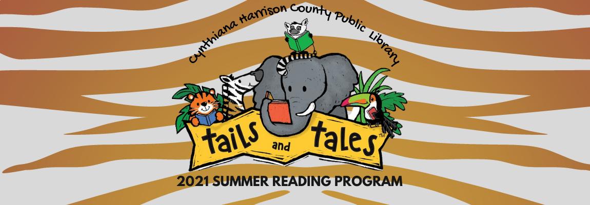 Summer Reading Banner Website