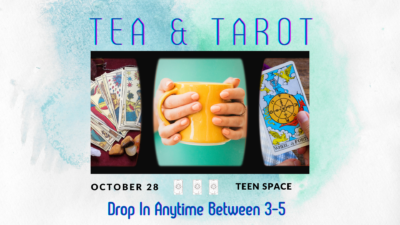 Teen Space~Tea & Tarot