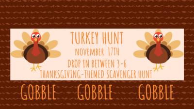 Turkey Hunt!