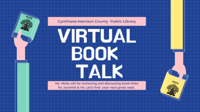 Virtual Book Talk With Ms. Molly