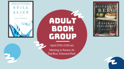 Adult Book Group