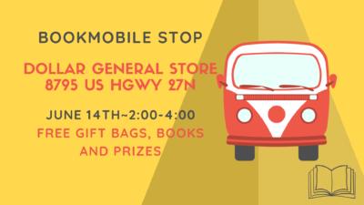 Bookmobile Stop
