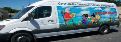 Bookmobile-Cynthiana Baptist Day Care