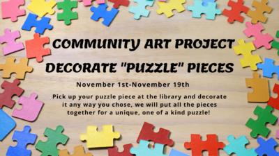 Community Art Project-Puzzle