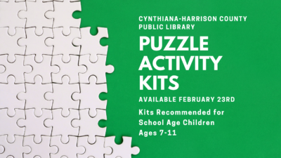 Puzzle Activity Kit For School Age