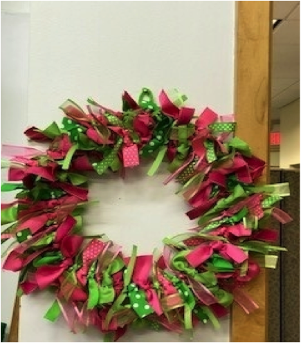 Library Wreath Program